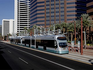 Work begins for Valley Metro