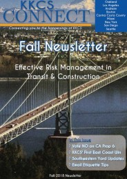 KKCS Connect - Fall 2018 Newsletter