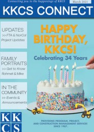KKCS Connect - March 2021 Newsletter