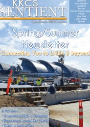 KKCS Newsletter - Spring/Summer 2018