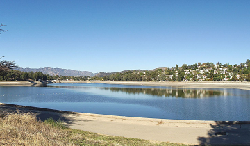 LADWP - Silver Lake Reservoir